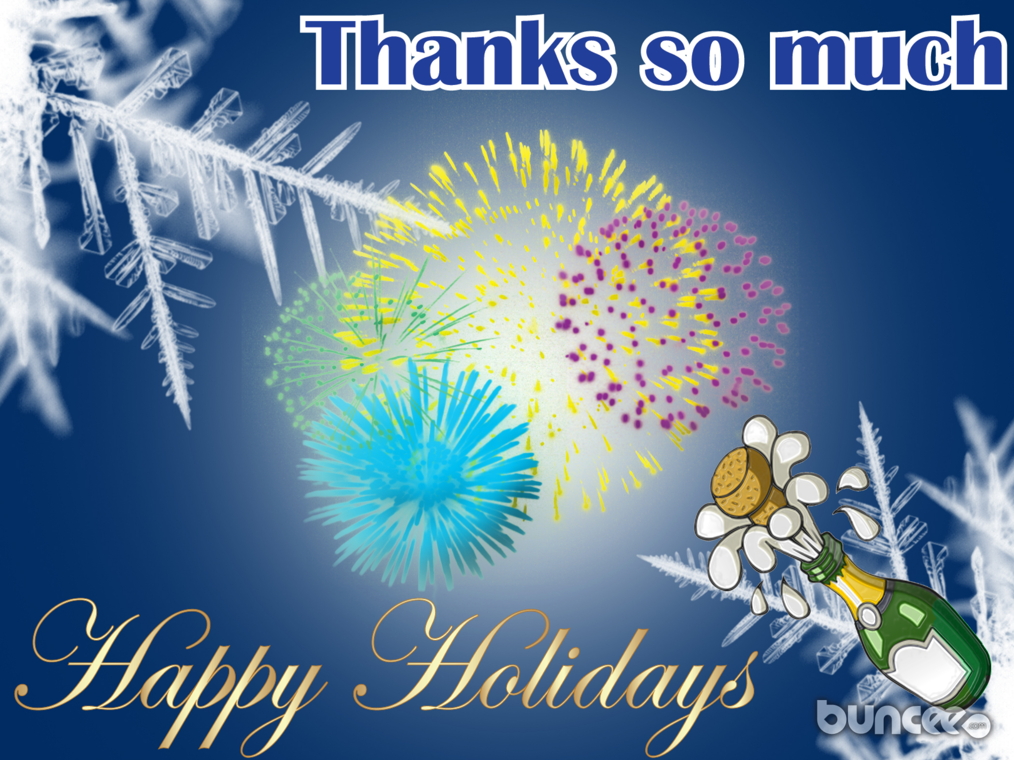 Happy Holidays Buncee Blog